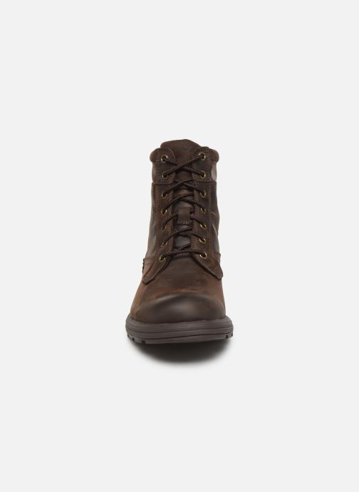 Bottines et boots UGG Biltmore Workboot Marron vue portées chaussures
