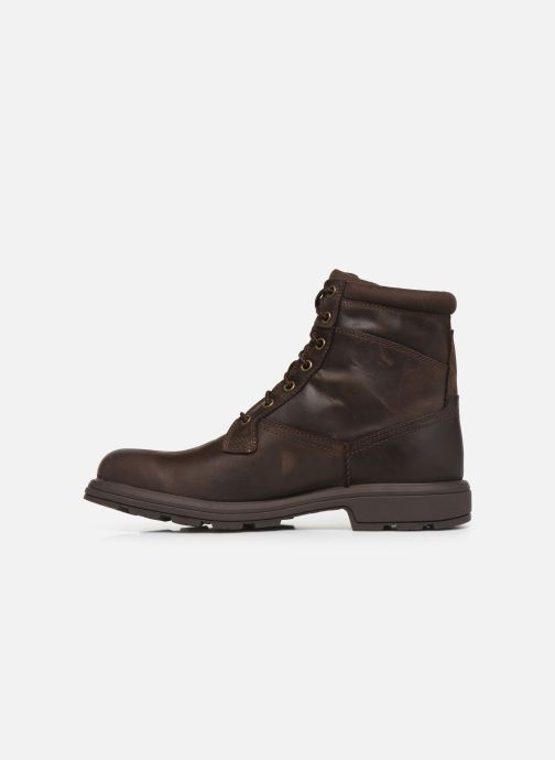Bottines et boots UGG Biltmore Workboot Marron vue face