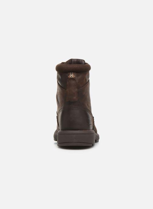 Bottines et boots UGG Biltmore Workboot Marron vue droite