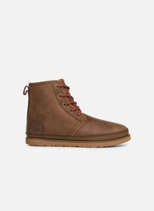 Botines  UGG Harkley Waterproof Marrón vistra trasera