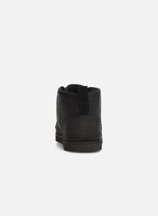 Stiefeletten & Boots UGG Neumel Waterproof schwarz ansicht von rechts