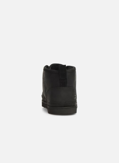 Bottines et boots UGG Neumel Waterproof Noir vue droite