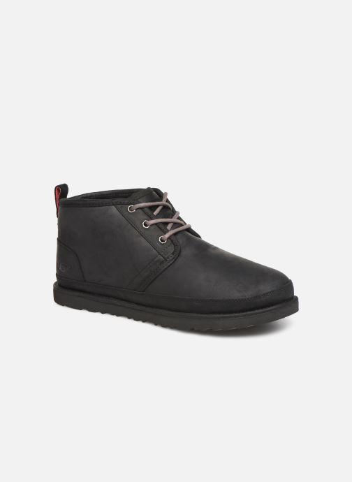Ankelstøvler UGG Neumel Waterproof Sort detaljeret billede af skoene