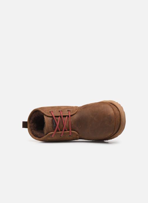 Stiefeletten & Boots UGG Neumel Waterproof braun ansicht von links