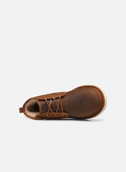 Boots en enkellaarsjes UGG Neumel Zip Bruin links