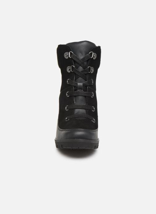 Stiefeletten & Boots UGG Redwood schwarz schuhe getragen