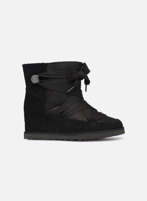 Bottines et boots UGG Classic Femme Lace-up Noir vue derrière