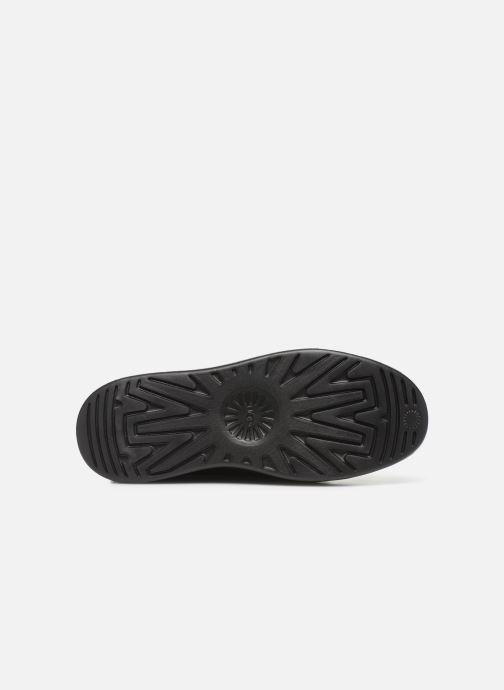 Stiefel UGG Classic Boom Buckle schwarz ansicht von oben