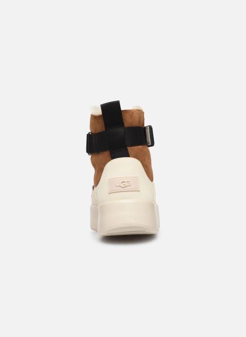 Laarzen UGG Classic Boom Buckle Bruin rechts
