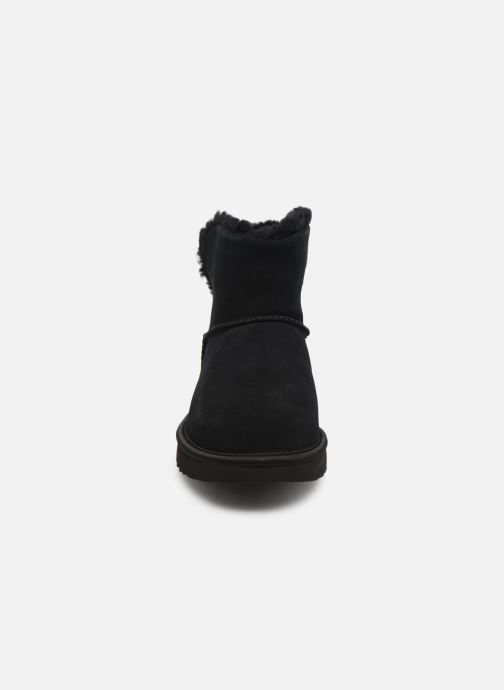 Ankle boots UGG Classic Bling Mini Black model view