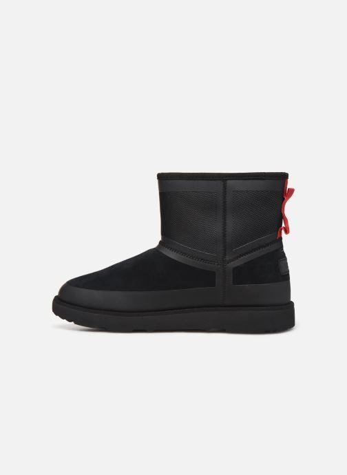 Chaussures de sport UGG Classic Mini Urban Tech Waterproof Noir vue face