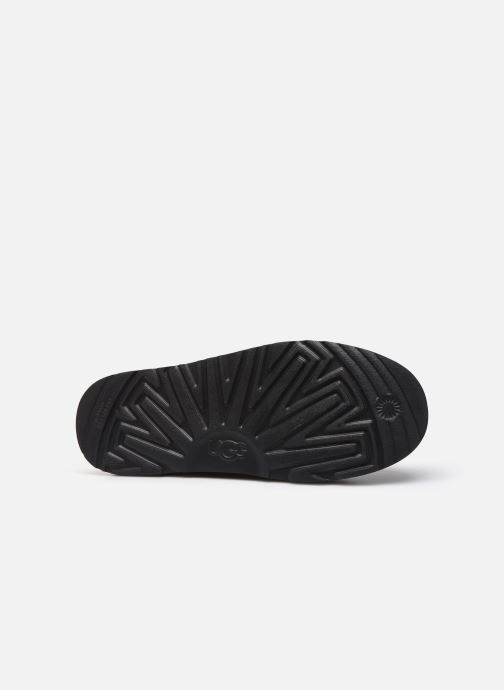 Chaussures de sport UGG Classic Mini Urban Tech Waterproof Noir vue haut