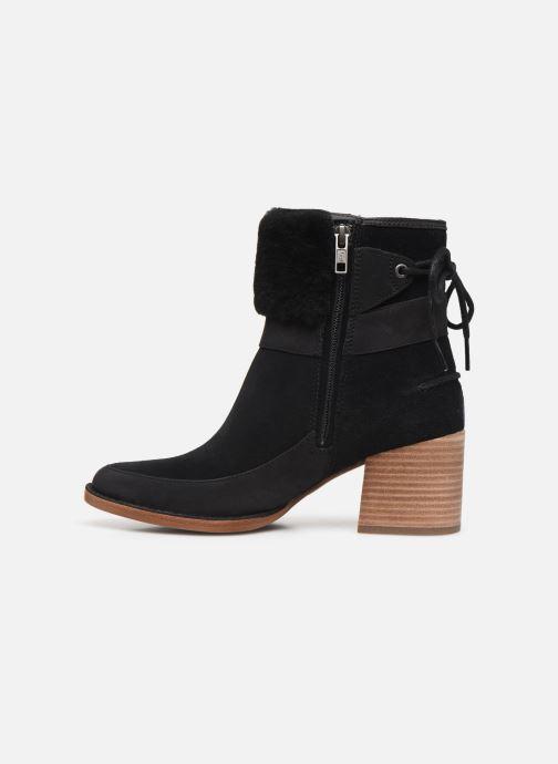 Bottines et boots UGG Kirke Noir vue face