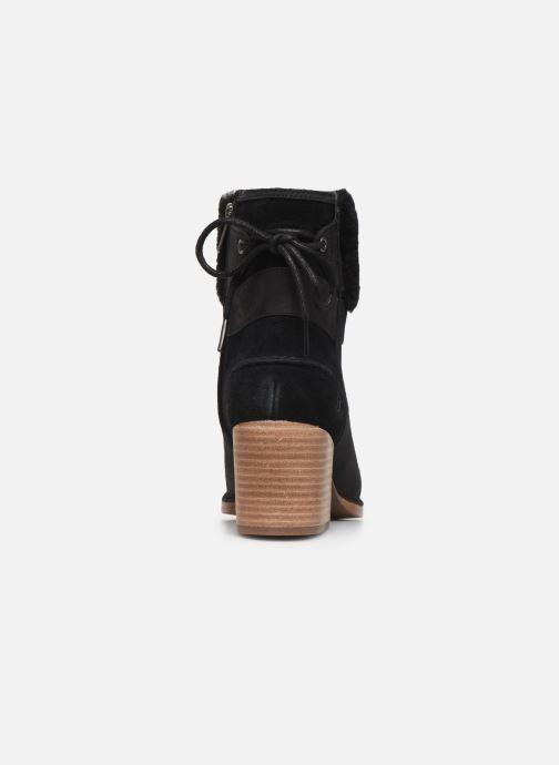 Bottines et boots UGG Kirke Noir vue droite