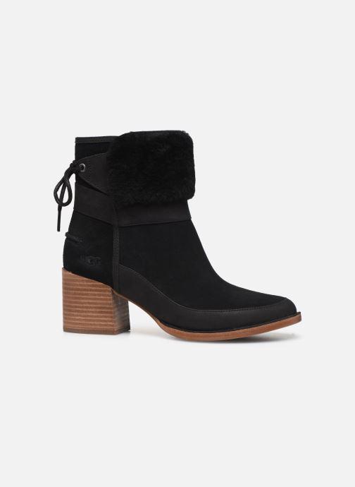 Bottines et boots UGG Kirke Noir vue derrière