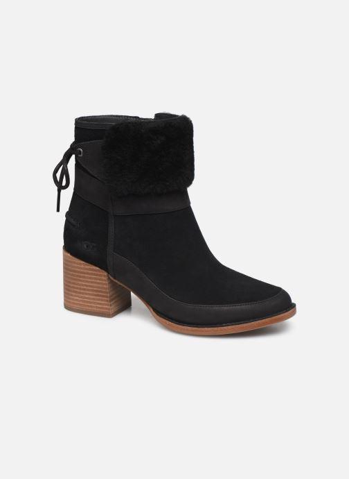 Bottines et boots UGG Kirke Noir vue détail/paire