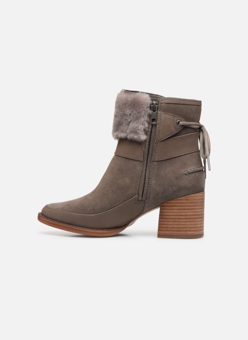 Bottines et boots UGG Kirke Marron vue face