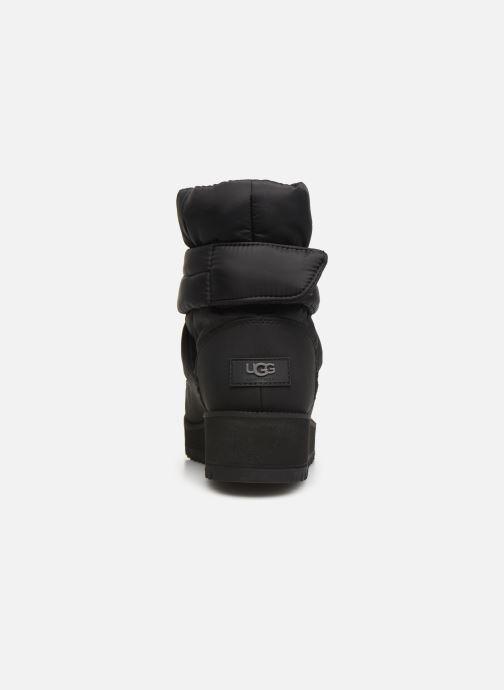 Chaussures de sport UGG Montara Noir vue droite