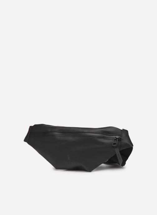 Kleine lederwaren Rains  Bum Bag Mini Zwart model