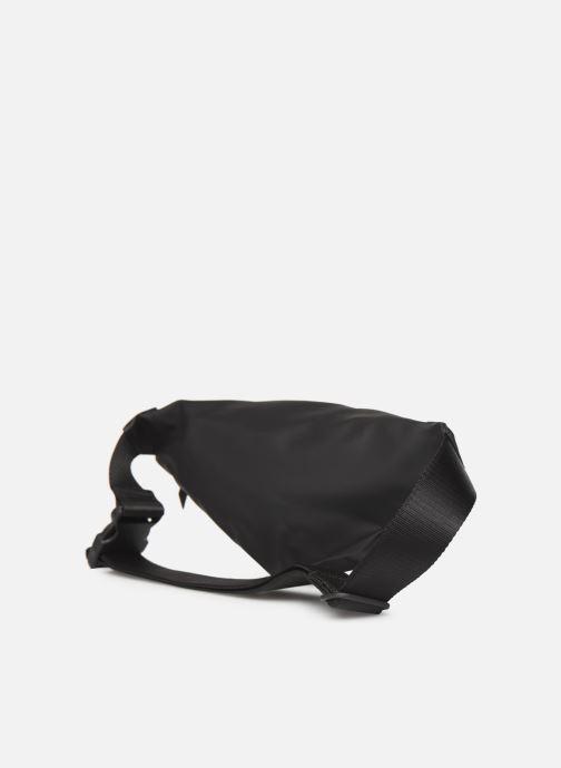 Kleine lederwaren Rains  Bum Bag Mini Zwart rechts