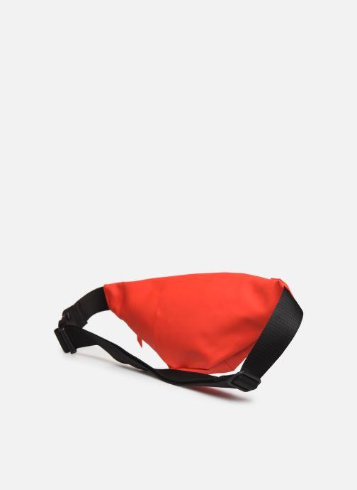 Kleine lederwaren Rains  Bum Bag Mini Rood rechts