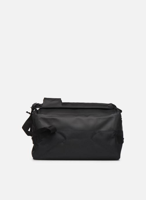 Sporttaschen Rains  Duffel Backpack schwarz ansicht von vorne