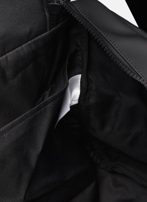 Bolsas de deporte Rains  Duffel Backpack Negro vistra trasera