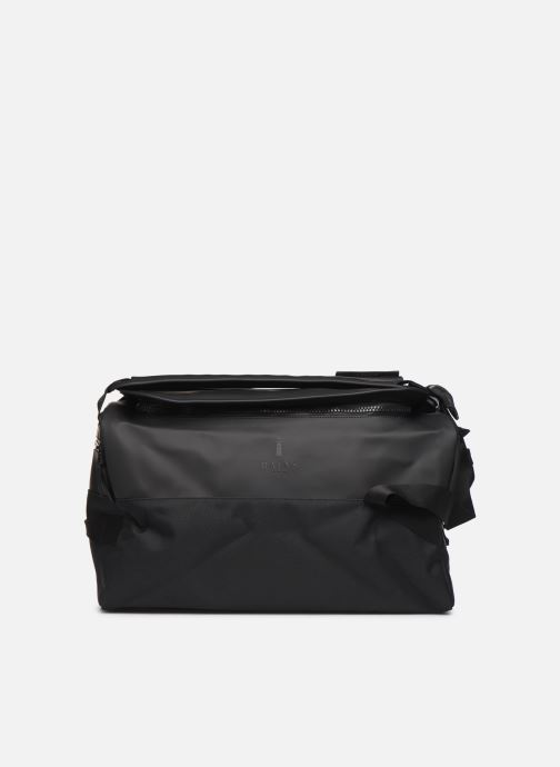 Bolsas de deporte Rains  Duffel Backpack Negro vista de detalle / par