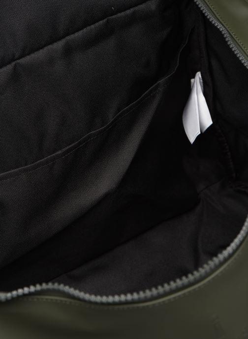Bagage Rains  Duffel Backpack Groen achterkant