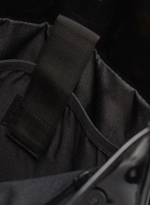 Rucksäcke Rains  Holographic Backpack Mini schwarz ansicht von hinten