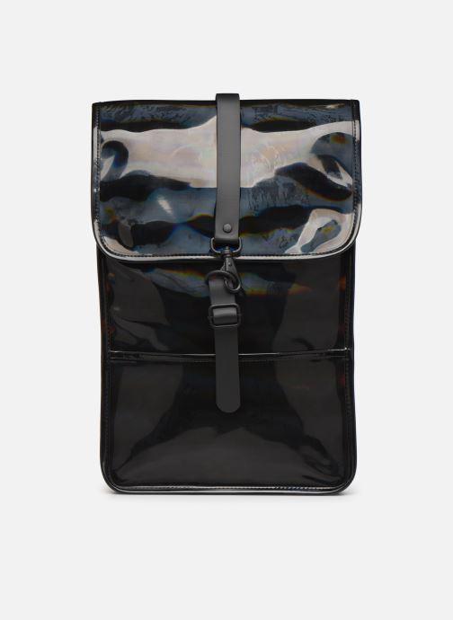 Mochilas Rains  Holographic Backpack Mini Negro vista de detalle / par