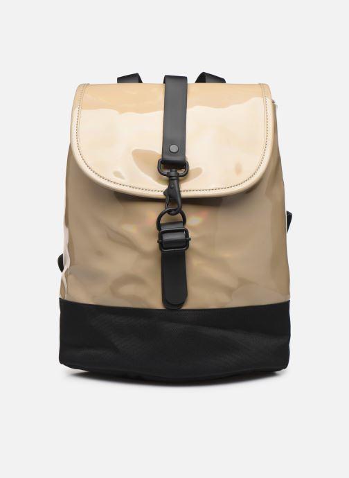 Rucksacks Rains  Holographic Drawstring Backpack Beige detailed view/ Pair view
