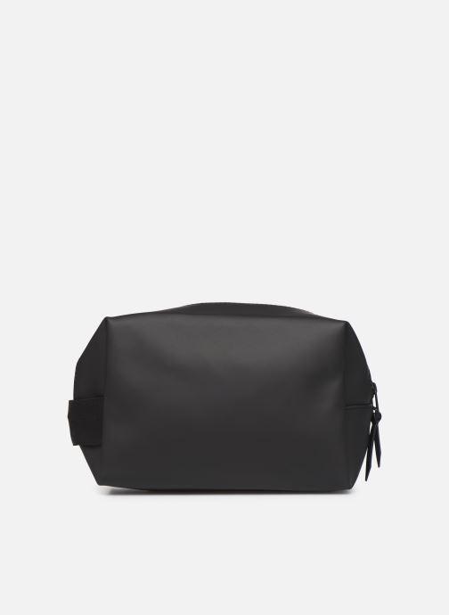Reisegepäck Rains  Wash Bag Small schwarz ansicht von vorne