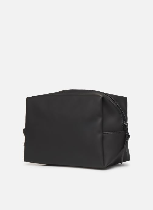 Luggage Rains  Wash Bag Small Black view from the right