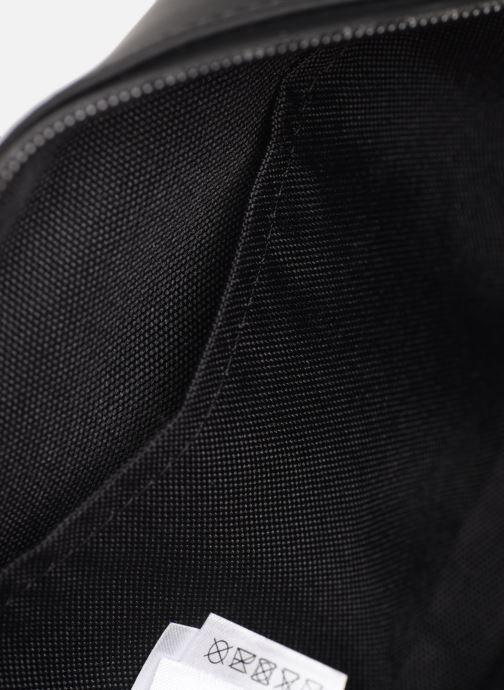 Reisegepäck Rains  Wash Bag Small schwarz ansicht von hinten
