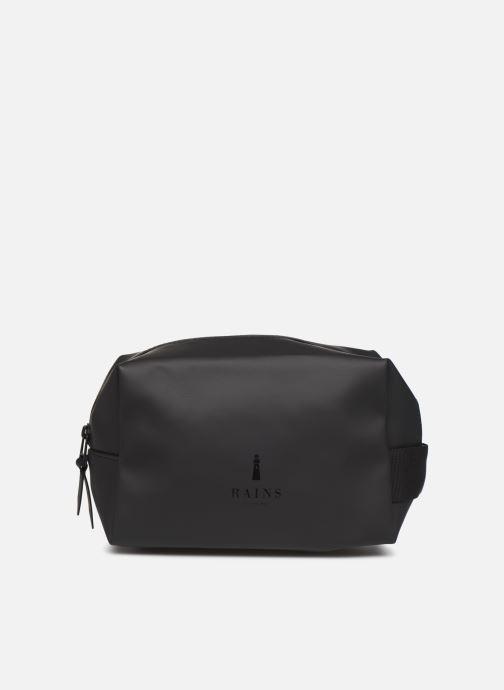 Luggage Rains  Wash Bag Small Black detailed view/ Pair view