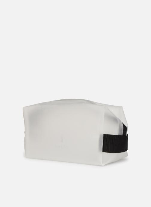 Equipaje  Rains  Wash Bag Small Incoloro vista del modelo