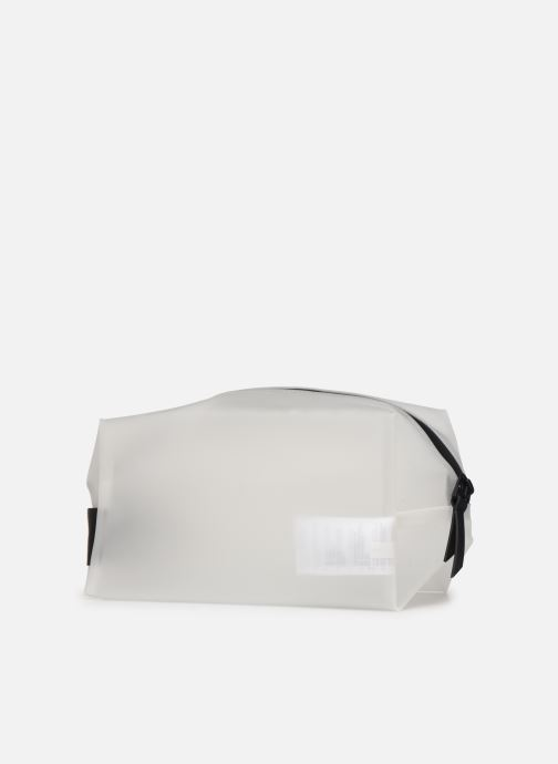 Equipaje  Rains  Wash Bag Small Incoloro vista lateral derecha