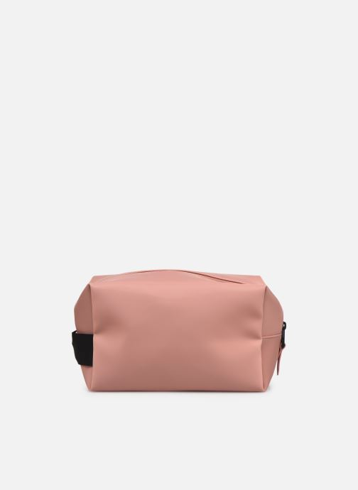 Reisegepäck Rains  Wash Bag Small rosa ansicht von vorne