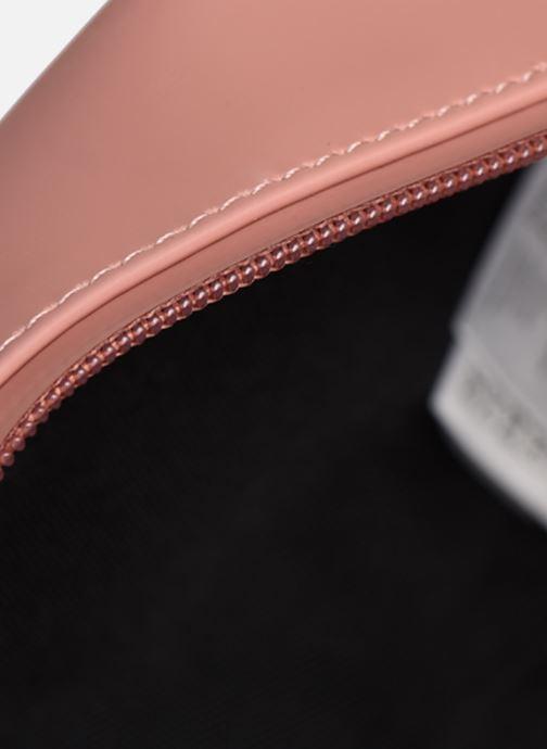 Reisegepäck Rains  Wash Bag Small rosa ansicht von hinten
