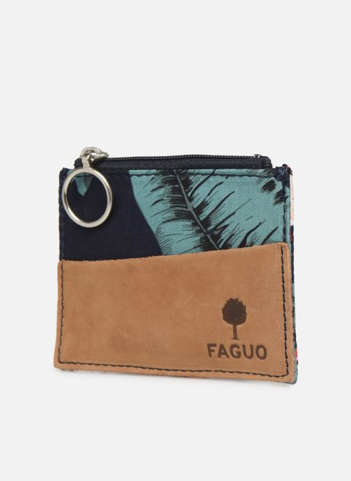 Kleine lederwaren Faguo Wallet Polyester Multicolor model
