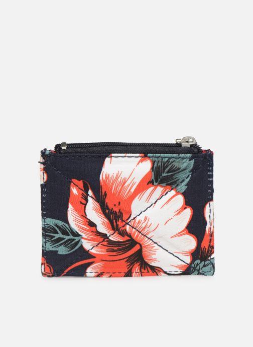 Marroquinería pequeña Faguo Wallet Polyester Multicolor vista de frente