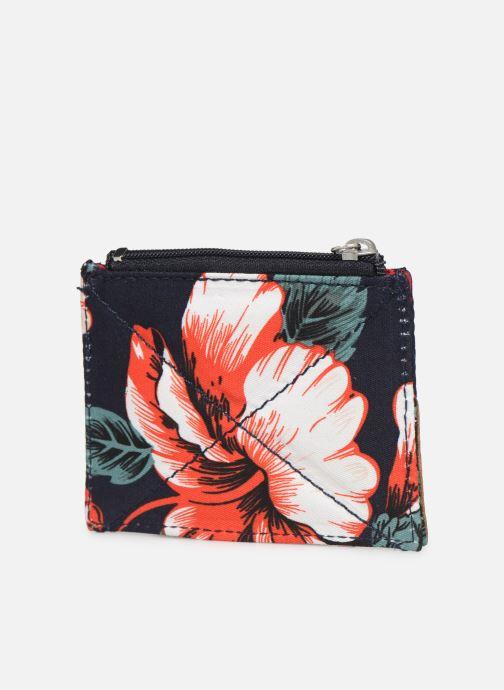 Marroquinería pequeña Faguo Wallet Polyester Multicolor vista lateral derecha