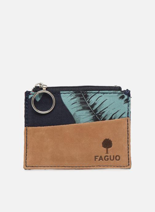 Marroquinería pequeña Faguo Wallet Polyester Multicolor vista de detalle / par