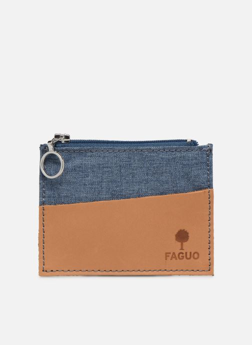 Wallets & cases Faguo Walletz Syn Wov Blue detailed view/ Pair view
