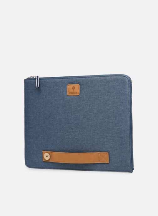 Wallets & cases Faguo Sleeve Syn Wov Blue model view