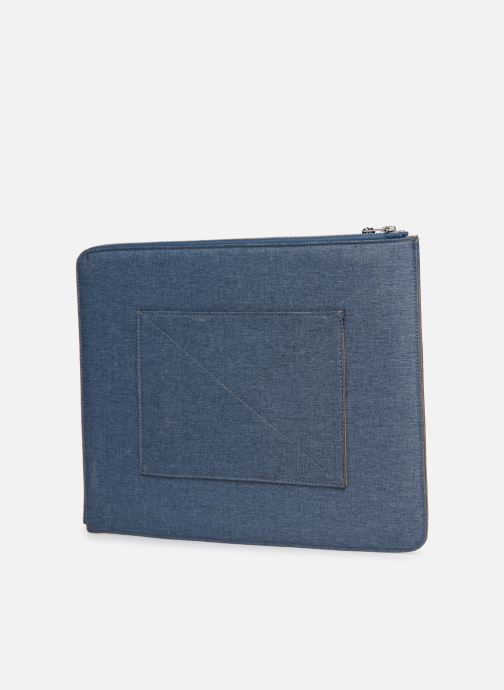 Wallets & cases Faguo Sleeve Syn Wov Blue view from the right