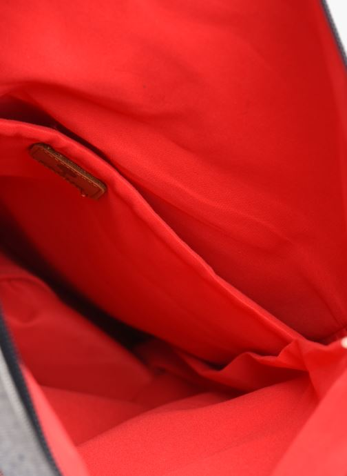Rucksäcke Faguo Cycling Cotton grau ansicht von hinten