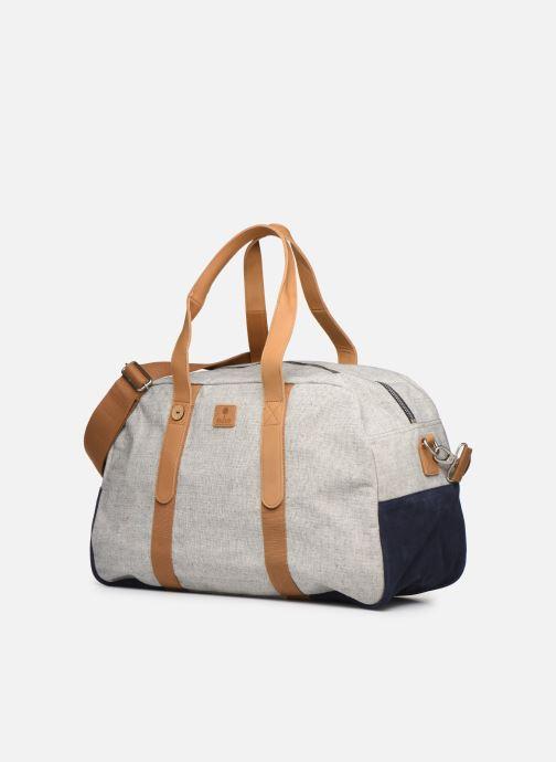Reisegepäck Faguo Bag48 Cotton grau schuhe getragen