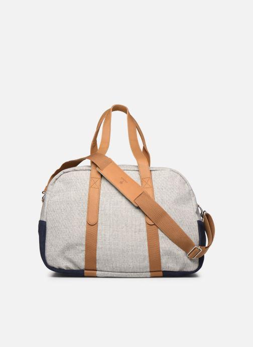 Bagage Faguo Bag48 Cotton Grijs voorkant